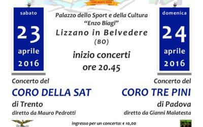 50° Anniversario Coro Monte Pizzo